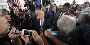 Bloomberg Qualifies for Nevada Debate After New Poll