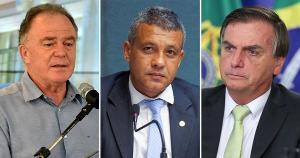Atual presidente do partido, Alexandre Quintino (PSL) é aliado do governador, que é crítico a Bolsonaro e faz parte de um campo de centro-esquerda na política