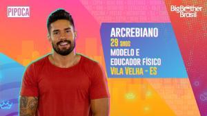 Além de Arcrebiano Araújo, de , de 29 anos, a casa mais vigiada do Brasil terá o personal trainer e instrutor de crossfit Arthur Picoli