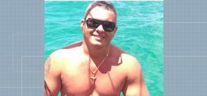 Rodrigo Cassimiro, de 38 anos, foi sepultado às 15h desta quarta-feira (20), no cemitério de Santo Antônio, em Vitória; o filho da vítima, um adolescente de 14 anos, continua internado, mas se recupera bem