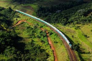Solução vai permitir que a mineradora tenha informações em tempo real da estrada de ferro e faz parte de um pacote de investimentos que prevê ainda veículos autônomos nas minas da empresa no Pará e em Minas Gerais