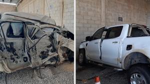 O indivíduo informou que receberia R$ 500,00 para levar a Ford Ranger roubada em São Mateus, na sexta-feira (22), para Cariacica, na Grande Vitória