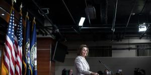 Inside the Closed-Door House Impeachment Meetings