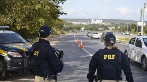 Segundo a PRF, foram registrados 23 acidentes nas rodovias federais que cortam o Estado; 447 motoristas foram autuados por infrações de ultrapassagem indevidas