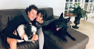 Os dois cantores estão em um relacionamento desde 2019, quando anunciaram parceria da canção 'Señorita'