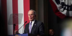 Bloomberg Bankrolls a Social-Media Army to Push Message