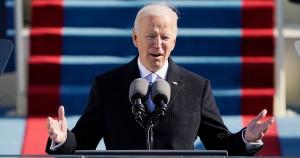 Há um aumento de 70% na distribuição de vacinas no país, se comparadas às 8,6 milhões de doses distribuídas quando o presidente Joe Biden assumiu
