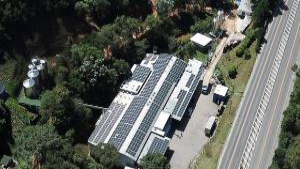 Com certificação internacional e nova planta industrial, Água Mineral Pedra Azul investe em energia limpa