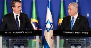 Após cumprimentar os membros do novo governo israelense, o presidente escreveu: 'estejam certos de que o Brasil não faltará a Israel e aos judeus'