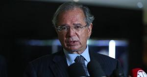 O ministro da Economia afirma que período foi quando a pandemia 'abateu mais brasileiros' e contou com expansão da assistência do governo