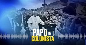 Colunistas de A Gazeta receberam o professor de Filosofia da Ufes e doutor em Ciências da Religião Edebrande Cavalieri para uma conversa sobre a Igreja da atualidade