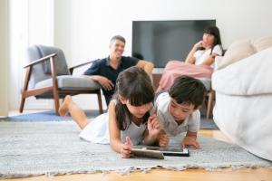 A Sociedade Brasileira de Pediatria (SBP) elaborou um manual com orientação aos pais, e relacionou os problemas causados por utilização desmedida de eletrônicos