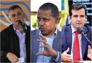 Audifax Barcelos, Juninho e Givaldo Vieira se movimentam em busca de novo abrigo para 2022. Fim das coligações e cláusula de desempenho devem fazer as próximas eleições terem recorde de candidatos