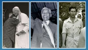Há 30 anos, o líder da Igreja Católica, o então presidente da África do Sul e o herdeiro da monarquia inglesa passaram pelo Estado. Nos bastidores das visitas oficiais, houve protestos, correria para garantir eventos e degustação de moqueca