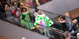 Can Drag Queens and Disco Save Your Local Mall?