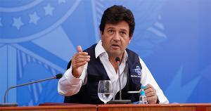 Quando ainda era ministro, ele chegou a afirmar que se Brasil fosse negligente, poderia ter 180 mil óbitos decorrentes da Covid-19. Nesta semana, país passou os 170 mil mortos pela doença