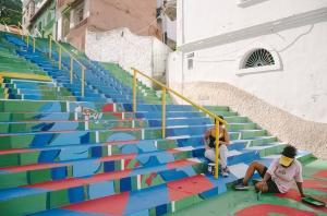 Reduto do samba e cultura, a Piedade teve revitalizada a escadaria, que é local de encontro da comunidade. O projeto foi desenvolvido, idealizado e executado por incentivadores da recuperação o Centro Histórico de Vitória
