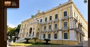 A Gazeta convida você a fazer uma viagem por dentro do prédio que comemora 470 anos e é um patrimônio histórico e cultural do Espírito Santo