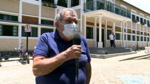 Segundo informações da família, Gilson Amaro (PP) está com 90% dos pulmões comprometidos. Além de político tradicional da cidade, ele é ex-deputado estadual