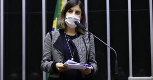 A parlamentar entrou na Justiça com pedido de desfiliação do PDT em 2019, após contrariar orientação da legenda e votar a favor da reforma da Previdência