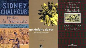 Com ajuda da historiadora capixaba Lavínia Cardoso, o Divirta-se traz obras que falam do período histórico e do seu pós no país