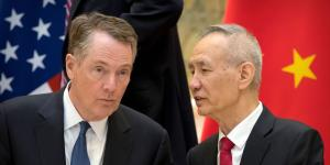 China Says Trade Negotiations With U.S. Remain on Track