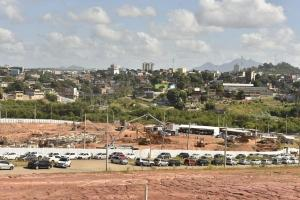 Obra do governo estadual tem prazo de execução de 36 meses e investimento de R$ 206 milhões. Unidade receberá pacientes de todo o Estado