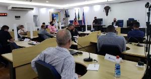 IPTU foi tema de audiência pública nesta segunda (21); o presidente da Câmara, Brás Zagotto, pediu ao prefeito que o desconto para pagamento à vista seja aumentado de 80% para 90%