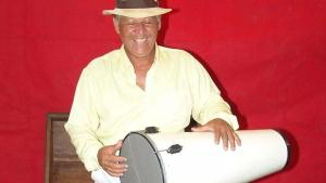 Um dos fundadores da escola de samba Chegou o Que Faltava e membro da Unidos de Jucutuquara, Sebastião Costa Pereira morreu de Covid-19 nesta terça-feira (1) em Vitória