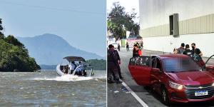 Ataque a carro no Centro que terminou com dois mortos e o crime que vitimou quatro jovens na ilha Doutor Américo de Oliveira aconteceram no intervalo de seis dias, ambos na mesma região da Capital