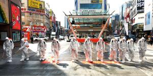 Coronavirus Outbreak Is Now Growing Faster in South Korea Than in China
