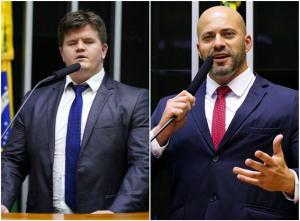 Em setembro de 2020, Daniel Silveira fez uma analogia com a deficiência visual de Felipe Rigoni e disse que o parlamentar capixaba era 'moralmente e filosoficamente' cego. Caso foi levado ao Conselho de Ética da Câmara