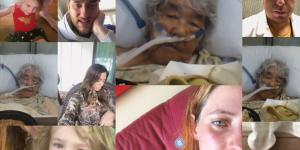 'I'm Sorry I Can't Kiss You'—Coronavirus Victims Are Dying Alone