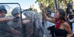 Global Wave of Protests Rattles Governments
