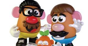 Fabricante tira 'mister' do nome do brinquedo, que passa a se chamar 'Potato Head'