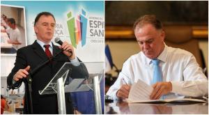 Atos da primeira gestão de Renato Casagrande, de 2011 a 2014, e da gestão atual demonstram alterações na estratégia e na forma de agir à frente do governo do Estado