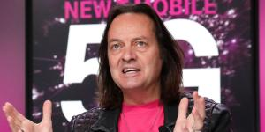 WeWork in Talks to Hire T-Mobile CEO John Legere