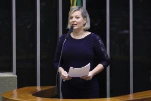 A deputada apresentou uma PEC para impedir o presidente de governar, qualquer que seja ele, caso seja atestada sua incapacidade mental. A proposta não cita Bolsonaro