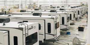 One County's RV Industry Points to Recession Around the Bend