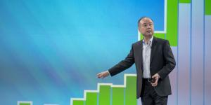 What Drove SoftBank's Vision Fund Up Is Dragging It Down