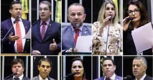 Dos 10 deputados federais do Espírito Santo, oito participaram da votação. Mudança visa a reduzir preços, mas pode acarretar queda na arrecadação de impostos
