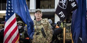 Virginia Officials On Guard for Pro-Gun Rally in Richmond