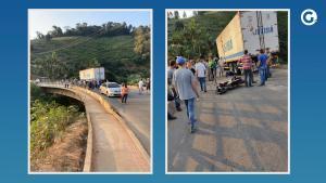 Segundo os Bombeiros Voluntários do município, o homem morreu antes da equipe chegar ao local, na tarde desta quinta-feira (9). O nome da vítima não foi informado