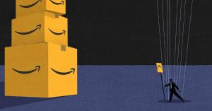 A 'Grassroots' Campaign to Take Down Amazon Is Funded By Amazon's Biggest Rivals