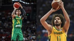 A reportagem de A Gazeta conversou com Varejão, que atuou por 13 temporadas na liga, e Didi, que em 2019 entrou na NBA e atualmente passa por um período de experiência na liga australiana