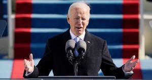 Porta-voz da Casa Branca, Jen Psaki, disse que a proposta traz a 'oportunidade de rebalancear' o sistema tributário do país, que está defasado