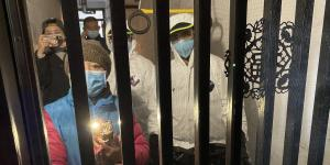 Quarantined: Reporting on an Epidemic Under China's Watchful Eye