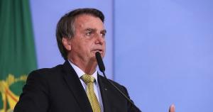 O presidente brasileiro diz que o país 'sofre ataques o tempo todo de países europeus'. Disse ainda ter torcido pela reeleição de Donald Trump, sem citar o republicano