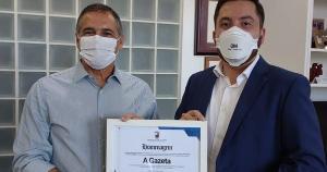 O vereador Armandinho Fontoura é o autor do Voto de Louvor pelos 25 anos do portal, que leva informações aos capixabas
