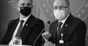 Primeira reunião do Comitê de Crise, comandado por Jair Bolsonaro, só teve sua primeira reunião na semana passada, quase 400 dias após o primeiro caso de coronavírus no país. Falta de coordenação nacional tem cobrado preço alto